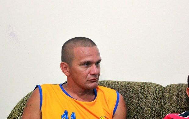 Garanha (Foto: Paulo Rogério/GLOBOESPORTE.COM)