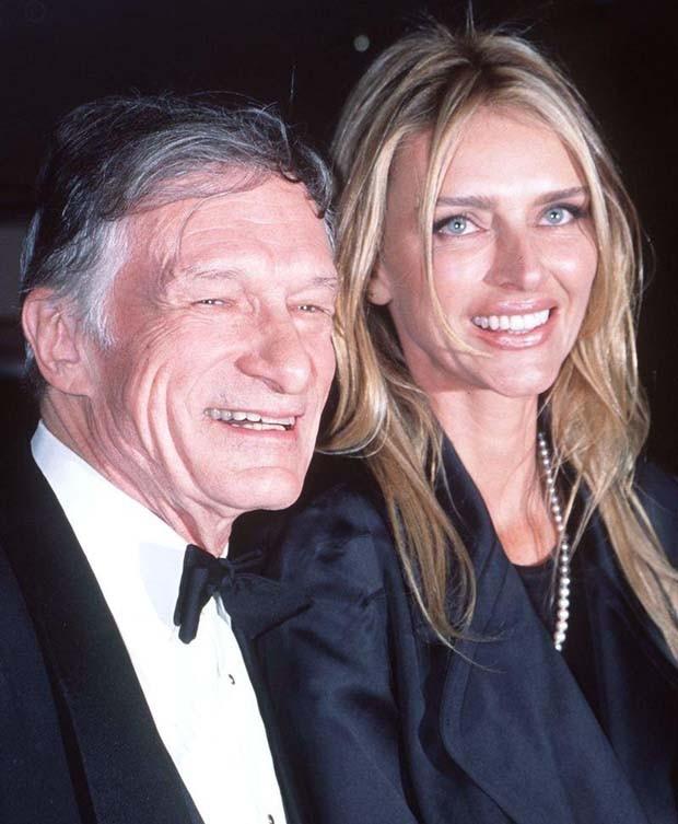 Segunda mulher de Hugh Hefner foi Kimberley Conrad, com quem foi casado de 1989 a 2010 (Foto: Divulgação)