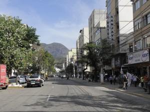 Avenida Alberto Braune será fechada (Foto: Daniel Marcus)
