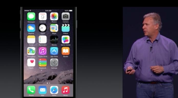 Novo iPhone 6 e iPhone 6 Plus (Foto: Reprodução/Apple)