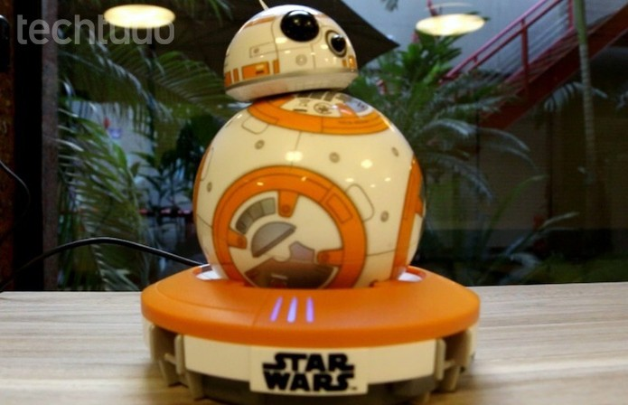 BB-8 Star Wars (Foto: Isabela Giantomaso/TechTudo)