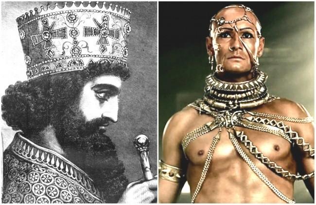 Xerxes I (Foto: Divulgao)
