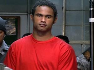 Goleiro Bruno (Foto: reprodução Globo News)