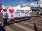 No AP, jovens maçônicos realizam campanha de doação de sangue