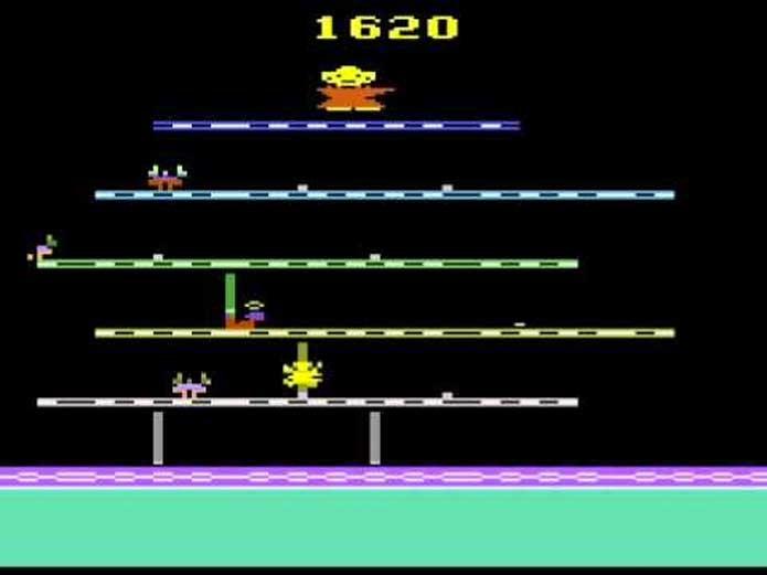 I Want My Mommy, bizarro e confuso (Foto: Reprodução/Atari Archives)