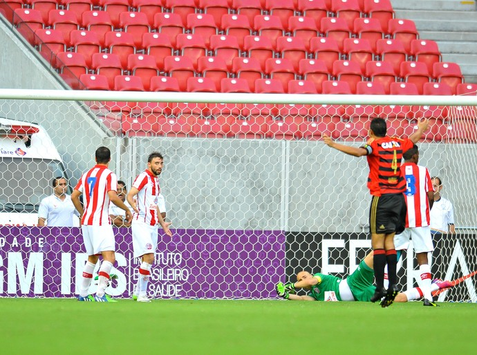 Náutico x Sport Pernambucano 2015 (Foto: Aldo Carneiro/ Pernambuco Press)