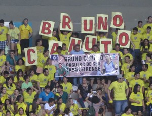 bruno, canuto, vôlei, amistoso, fortaleza (Foto: Juscelino Filho)