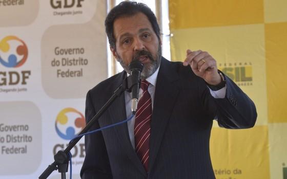 Agnelo Queiroz (Foto: Wilson Dias/ABr)