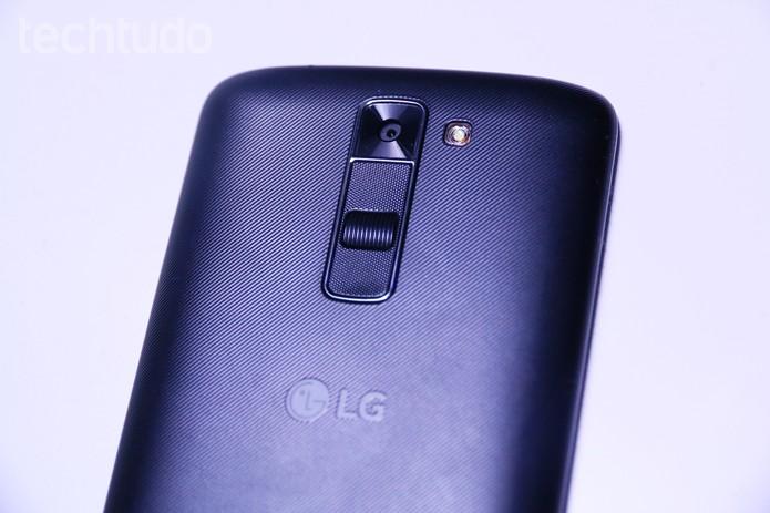 LG K7 (Foto: Marlon Câmara/TechTudo)