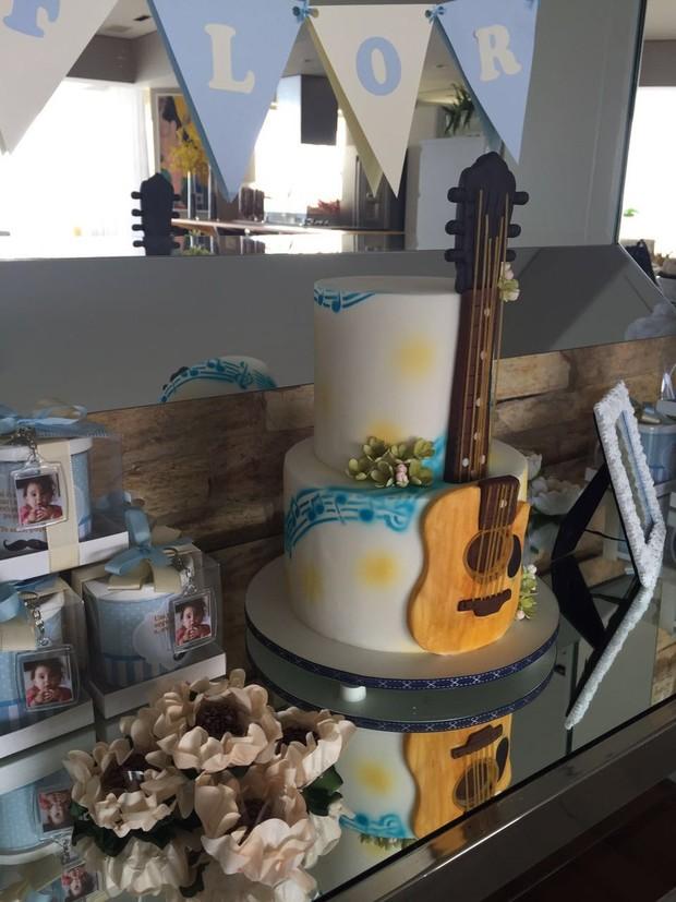 Deborah Secco comemora oito meses da filha, Maria Flor  (Foto: Lorena Duque Festas / Divulgação)