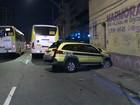 Taxista bate e é roubado enquanto está desmaiado, no Sampaio, Rio