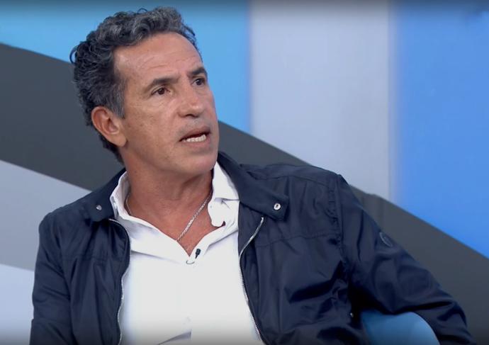 Careca, ex-jogador da seleção brasileira (Foto: Reprodução SporTV)