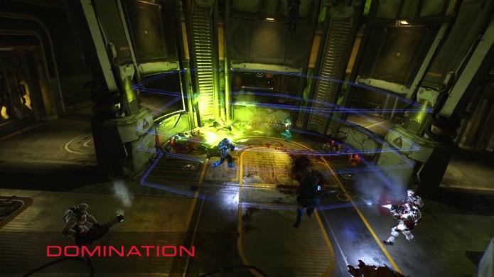 Doom traz um modo mais tradicional com Domination, porém com uma pitada de caos demoníaco (Foto: Reprodução/YouTube)