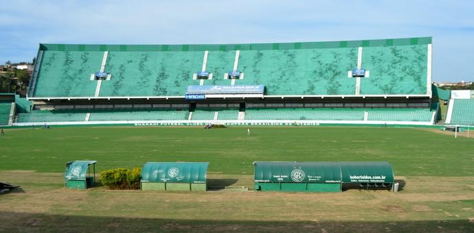 Brinco de Ouro estádio Guarani (Foto: Marcello Carvalho)