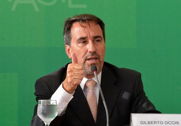 Gilberto Occhi, ex-ministro da Integração e das Cidades (Foto: Wilson Dias/Agência Brasil)