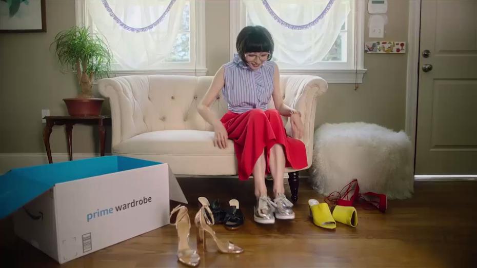 Amazon Prime Wardrobe, o serviço em que você pode experimentar roupas compradas pela internet - e ficar só com as que servirem (Foto: Divulgação)