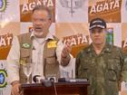 Operação evitou confronto pior entre quadrilhas, afirma ministro em MS