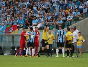 Gre-Nal 409, Arena, Grêmio, Inter