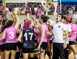 Atlética Unesp de Rio Claro, Inter, Prudente (Foto: Atlética Rio Claro / Divulgação)