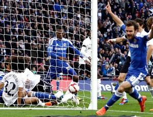Tottenham x Chelsea (Foto: Reuters)