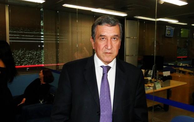 Carlos Alberto Parreira será consultor da Secopa MG (Foto: Lucas Catta Prêta / GLOBOESPORTE.COM)