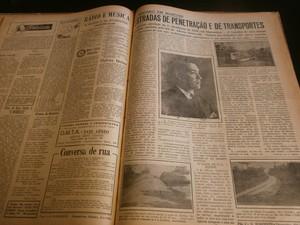 Jornal (Foto: Marina Pereira/G1)