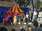 Cia Borandá faz apresentação especial no Dia dos Pais em Divinópolis