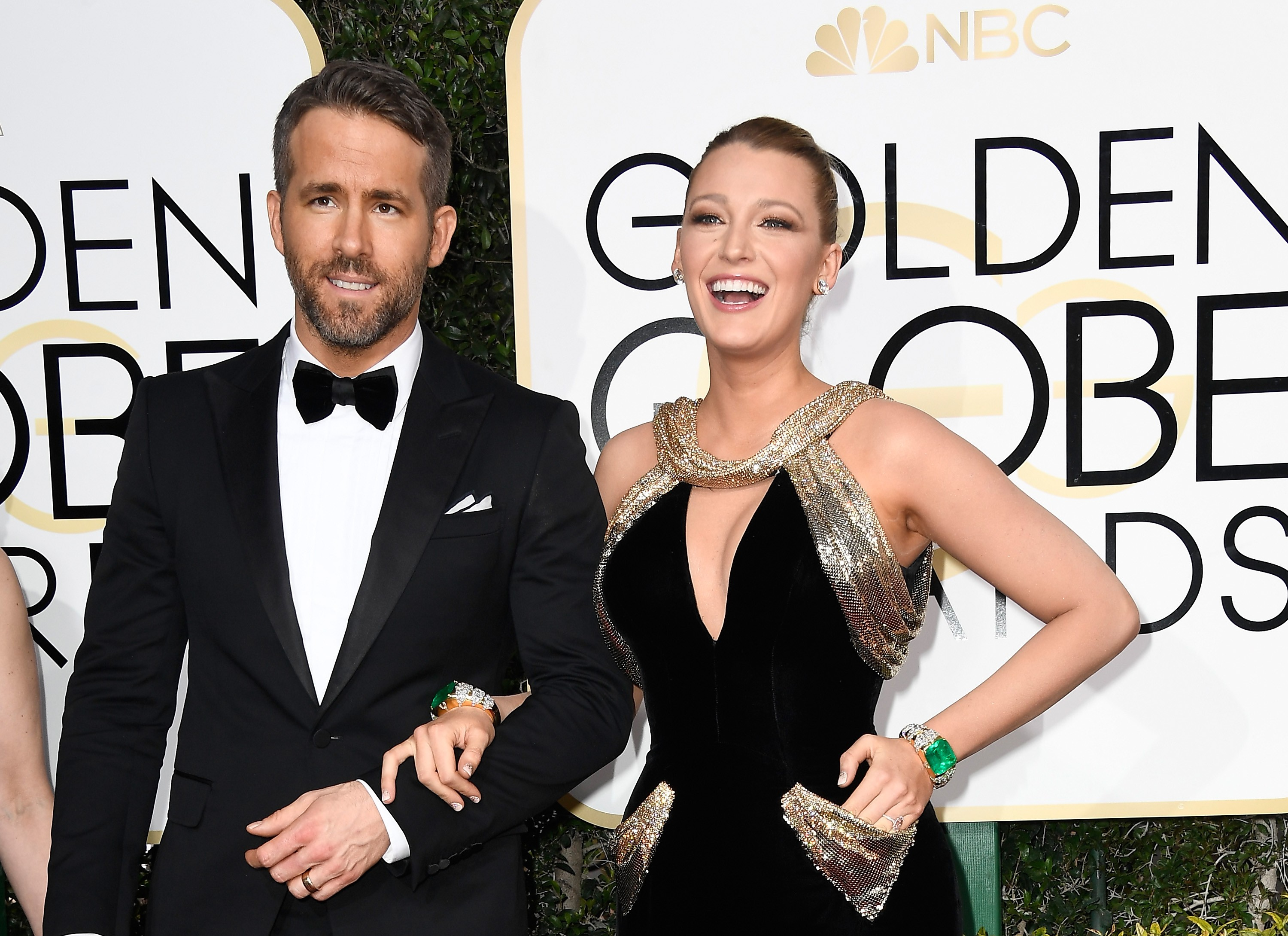 Blake Lively, Ryan Reynolds (Foto: Getty Images)