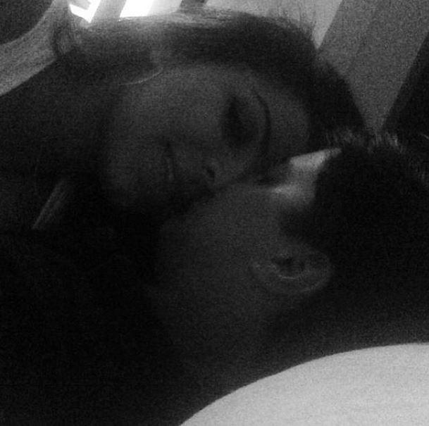 Thammy Miranda e a namorada, Andressa Ferreira (Foto: Instagram/Reprodução)