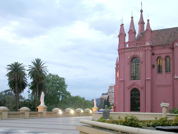 Centro Cultural Recoleta, em Buenos Aires (Foto: Secretaria de Turismo da Argentina)