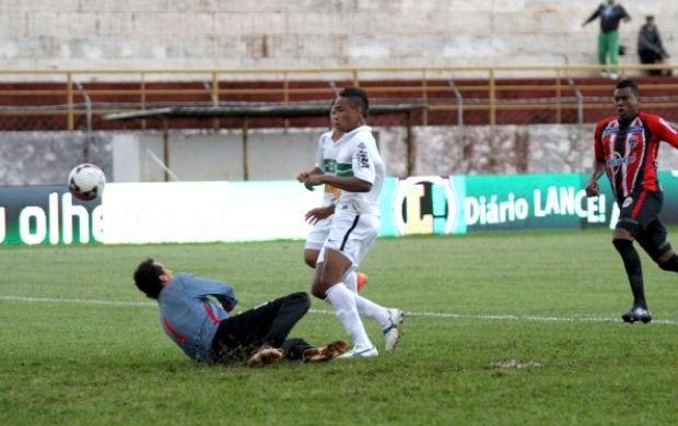 Coritiba vence o Roma-PR (Foto: Divulgação/site oficial do Coritiba Foot Ball Club)