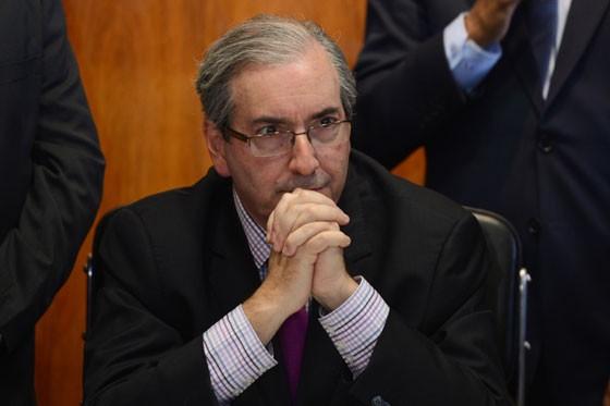 Eduardo Cunha é acusado de receber dinheiro do BTG Pactual (Foto: Agência Brasil)
