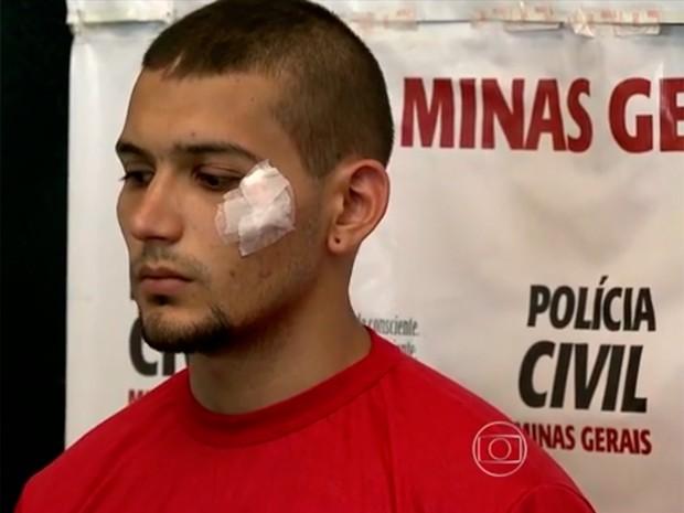 Acusado de divulgar conteúdo nazista é condenado (Foto: Reprodução/TV Globo)
