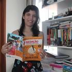 Jovem nota mil passa para medicina  (Gilcilene Araújo/G1)