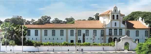 Mosteiro da Luz (Foto: Reprodução)