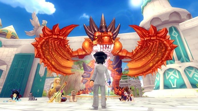 Eden Eternal é um RPG online que ganhou destaque pelo seu sistema de classes (Foto: Divulgação/Aeriagames)