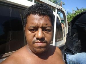 Alexsander Ferreira Silva  (Foto: Polícia Civil/Divulgação)