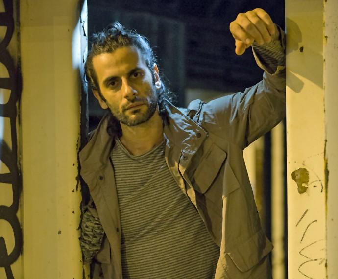 Flávio Tolezani conta como tem sido a repercussão nas ruas sobre Roy (Foto: Felipe Monteiro / Gshow)