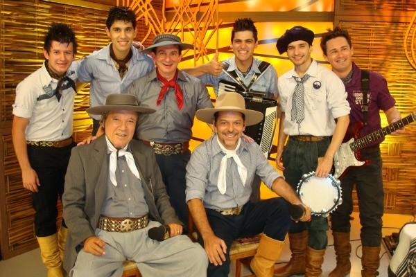 Garotos de Ouro (Foto: Fernando Alencastro/ RBS TV)