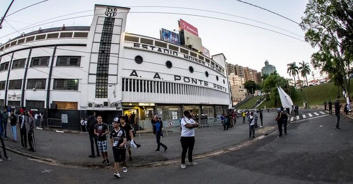 Estádio Moisés Lucarelli, Majestoso, Ponte Preta (Foto: Fabio Leoni/ PontePress)