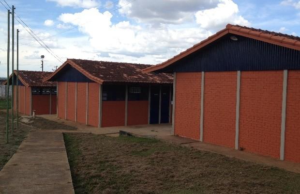 Detentos de Goiás estudam e se preparam para fazer o Enem prisional 2 (Foto: Sílvio Túlio/G1)