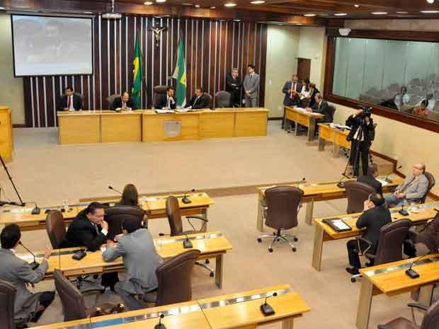 Deputados do RN votaram mensagens nesta sexta-feira (Foto: João Gilberto/Divulgação)
