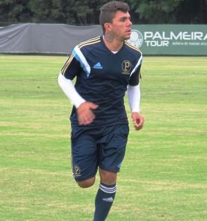 Chico Palmeiras (Foto: Marcelo Hazan / GloboEsporte.com)