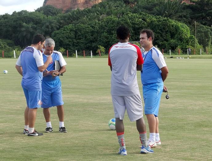 Sidney Moraes Náutico (Foto: Daniel Gomes)
