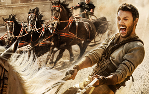 Remake de 'Ben-Hur' domina as telonas