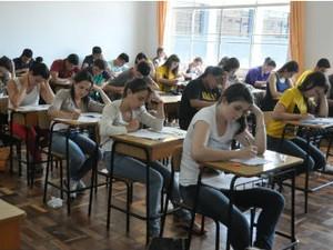 Campus com o maior número de faltantes foi Coronel Vivida, com 23,62% de ausentes (Foto: Divulgação / Assessoria Unicentro)