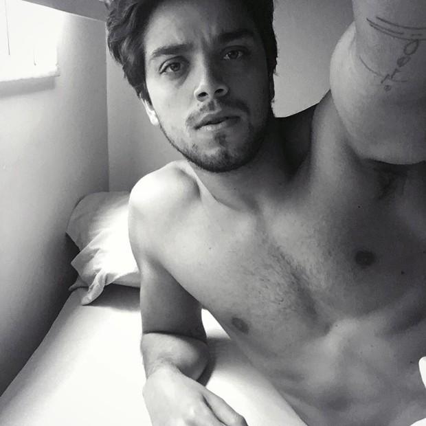 Rodrigo simas (Foto: Instagram / Reprodução)
