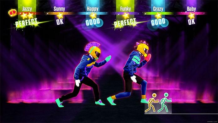 Just Dance 2016 é um dos jogos que faz bom uso da câmera do PS4 (Foto: Divulgação/Ubisoft)