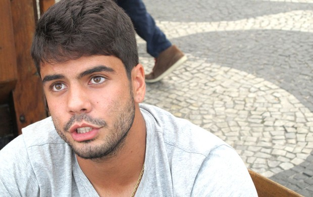 Henrique Botafogo (Foto: Marcio Iannacca)