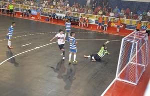 Copa TV TEM de Futsal em Bauru, Bauru x Piratininga (Foto: Ricardo Maurício)